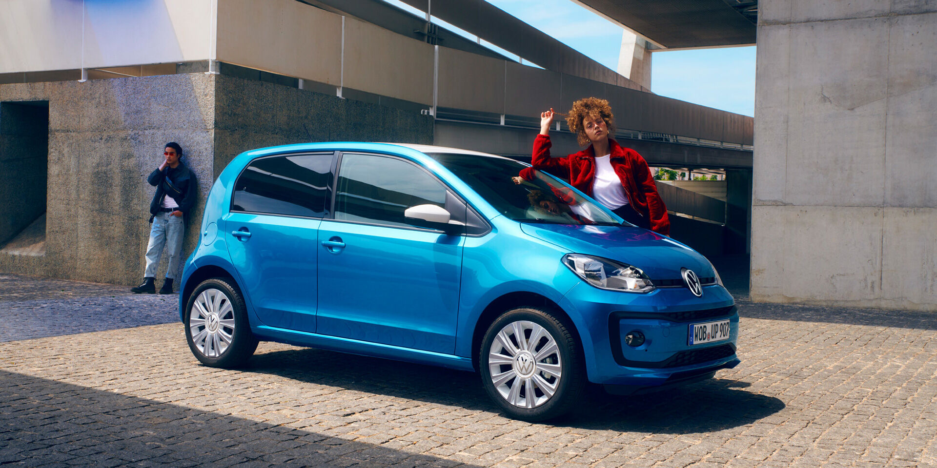 Nový Volkswagen up!