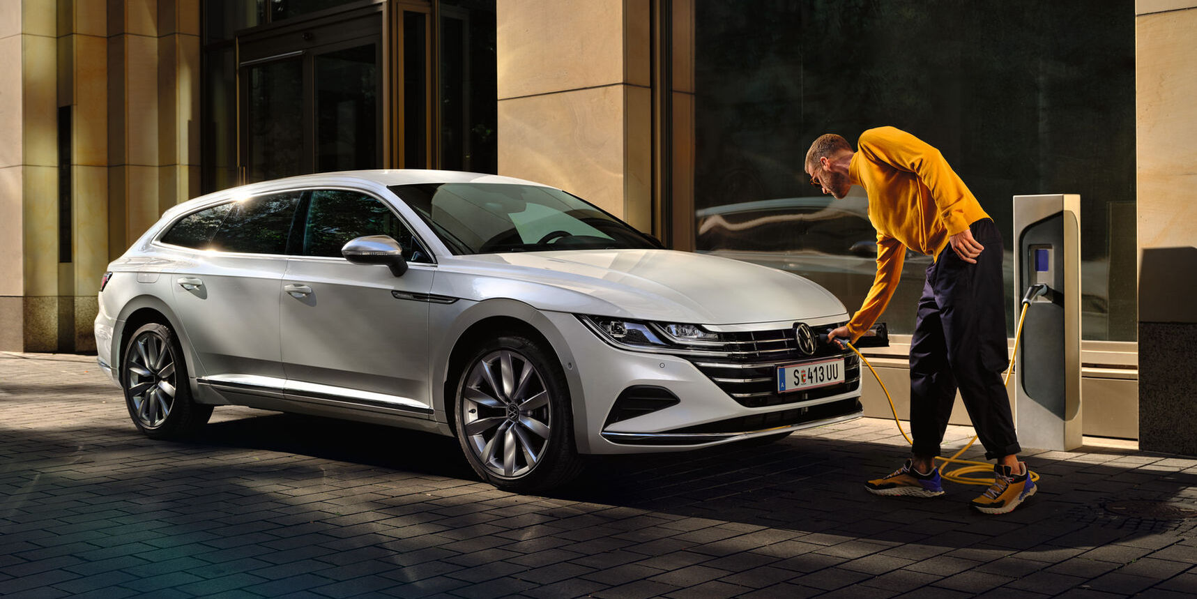 Arteon Shooting Brake eHybrid