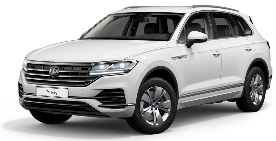 vw touareg Atmosphere